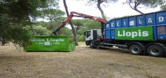 Diputación destina 46.189 euros para el contrato de limpieza fruto del acuerdo para derogar el peaje rociero