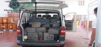 Detenidas nueve personas en un dispositivo contra el tráfico de drogas en Coria del Río