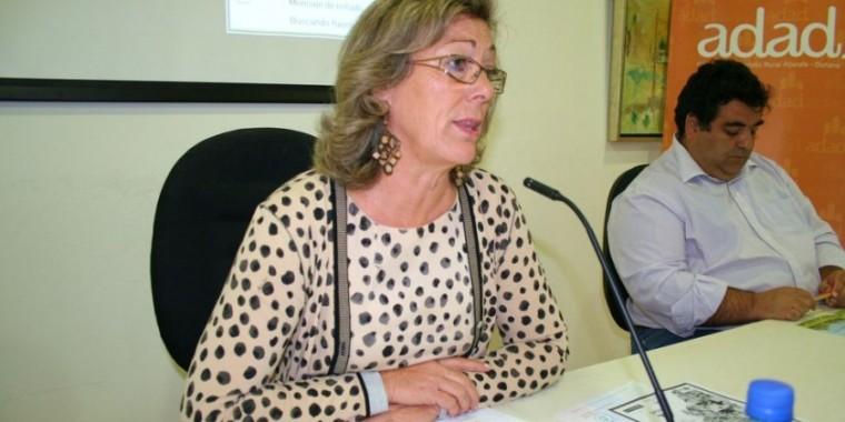 La exalcaldesa Dolores Escalona (PSOE)