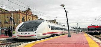 Los trenes se paran entre Sevilla y Huelva