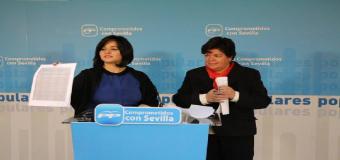 La coordinadora de Redes Sociales María Eugenia Moreno será la portavoz popular en Huévar del Aljarafe y diputada provincial