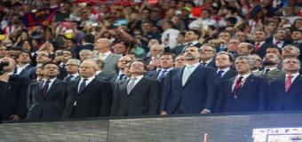 Antiviolencia propone multas a Barça, Athletic y RFEF por la pitada al himno en la Copa