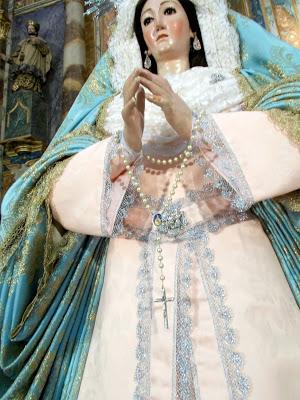 Ntra. Sra. de la Asunción - Patrona de la Villa de Huévar