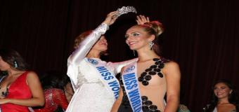La Pileña Angela Ponce  gana el titulo de Miss World Cädiz 2015
