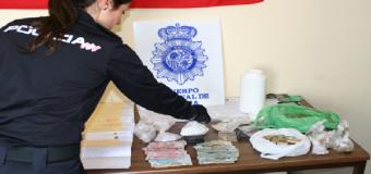La Policía desarticula el punto venta de drogas más importante de Sevilla