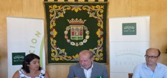 La Diputación de Sevilla amplía las líneas de ayuda a los ayuntamientos