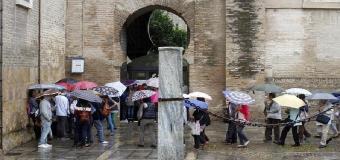 La previsión para agosto augura lluvias en Sevilla