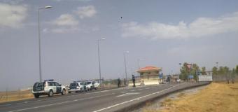 Detenido en Morón tras amenazar con hacer estallar un supuesto explosivo en la puerta de la base aérea