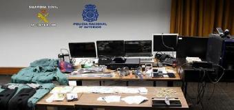Cae una red de ladrones que se hacían pasar por guardias civiles