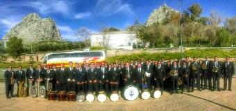 La Banda de Música de Huévar del Aljarafe acompañará a la Virgen de la Estrella el próximo Domingo de Ramos