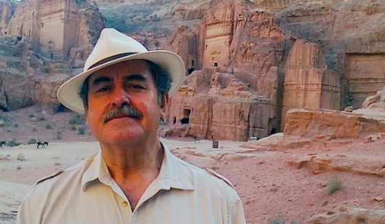 El periodista, escritor e infatigable viajero Fermín Bocos