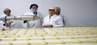 Susana Díaz pone a Inés Rosales como ejemplo del nuevo modelo productivo