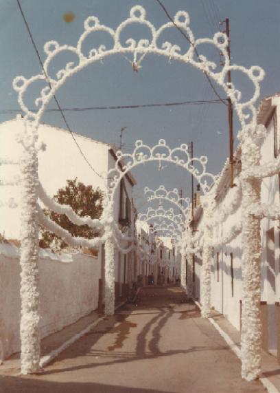 Calle Fidalgo Soldan (El Mergarejo) Foto: Mercedes Salas Catalán