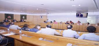 El pleno de Diputación aprueba por unanimidad el nuevo FEAR pero con críticas de la oposición a los requisitos