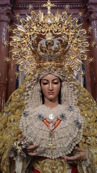 Ntra. Sra. de la Soledad - Foto: M. Bejarano