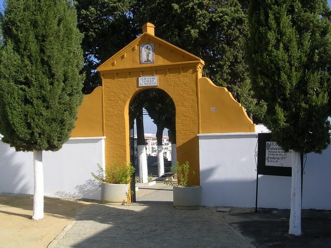 Cementerio de Huévar del Aljarafe