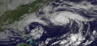 El huracán Joaquín llegará a España… ya convertido en borrasca