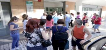 Sevilla con menos subida del paro