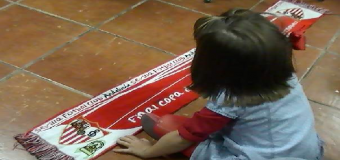 La Peña Sevillista de Huévar celebra su XVI aniversario por todo lo alto