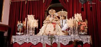 Pilas celebra el Aniversario de la Coronación Canónica de la Virgen de Belen