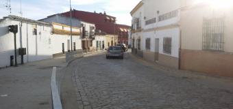 Obras del Plan Supera 2 en Huévar del Aljarafe