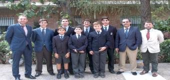 Alumnos del Colegio El Buen Pastor ponen rumbo a Pekin