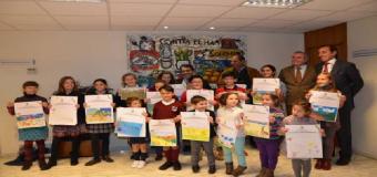 Asaja y Fundación Caja Rural del Sur entregan los premios de su concurso de pintura infantil