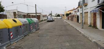 Huévar arregla una decena de calles con los fondos de las bajas de adjudicación del plan