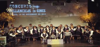 Doce seran las Agrupaciones que este Jueves participaran en el XIV Concurso de Villancicos de Gines