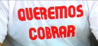 El personal municipal se manifestará por el impago de 4 nóminas