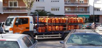 La bombona de butano sube este martes un 3%, hasta 13,1 euros