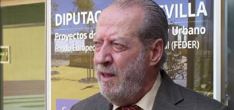Presidente de Diputación - Fernado Rodriguez Villalobos