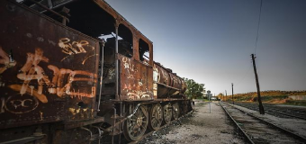 Pasado ferroviario: fin de viaje y de tiempo