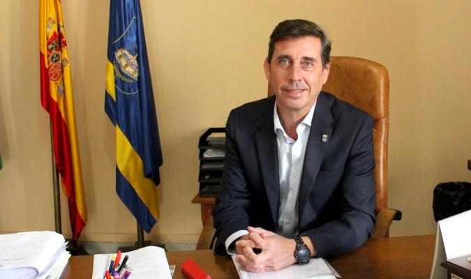 José Leocadio Ortega - Alcalde de Pilas