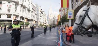 La policía local exige al PP que apruebe ya su jubilación a los 60 como prometió