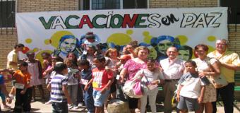 """CCOO de Sevilla anima a apadrinar niños saharauis en el proyecto """"Vacaciones en Paz"""""""