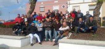 Los bomberos «voluntarios» de la provincia se unen para denunciar a la Diputación de Sevilla