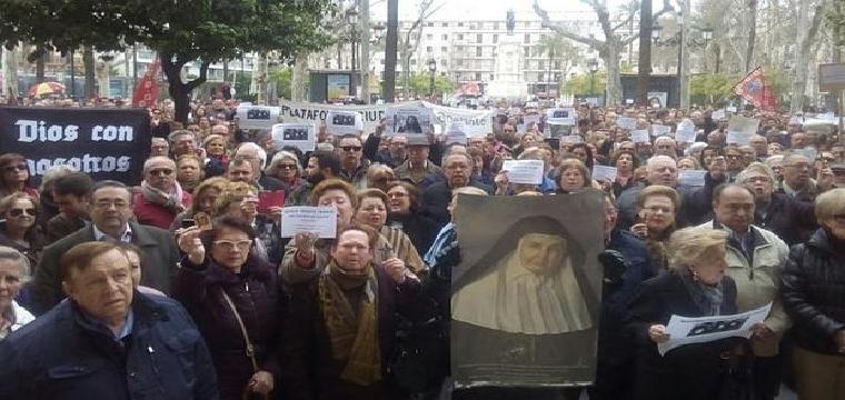 manifestacion cristiana
