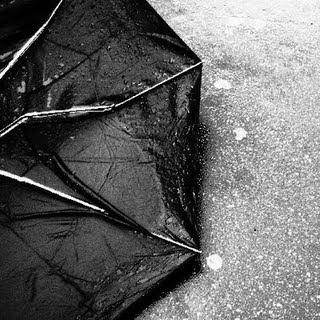 paraguas roto