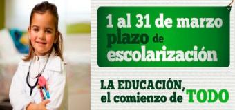 El Centro escolar de Huévar ampliara el número de plazas conveniadas