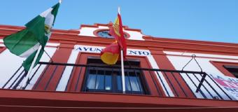 El Ayuntamiento de Aznalcóllar retira la bandera de la Unión Europea por el acuerdo sobre los refugiados