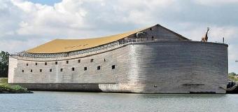 El arca de Noé volvera a cruzar el oceano