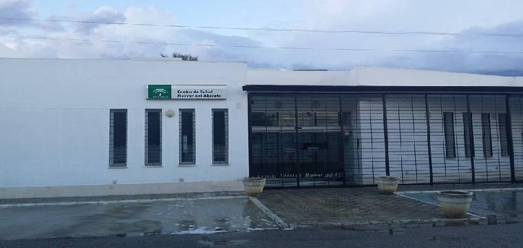 Consultorio medico de Huévar