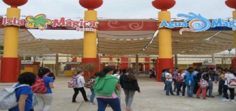 Isla Mágica ha inaugurado esta mañana la temporada 2016
