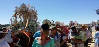 Triduo de la Hermandad del Rocío de Huévar del Aljarafe