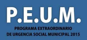 La Diputación promueve 5.000 contratos temporales para personas en exclusión