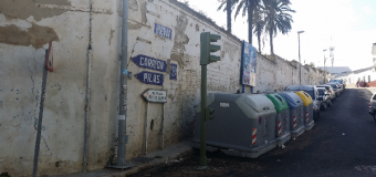 El perímetro de la Hacienda la Motilla sera restaurado