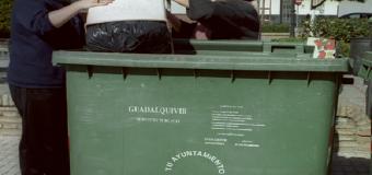 Huelga indefinida de basuras en la empresa de recogida de Huévar