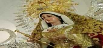 Salida Procesional Gloriosa de María Santísima de la Soledad