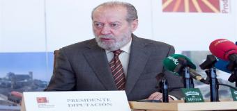 Villalobos valora positivamente la gestión de la Diputación para eliminar desigualdades en los municipios
